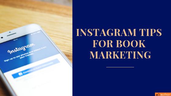 instagram tips for book marketing